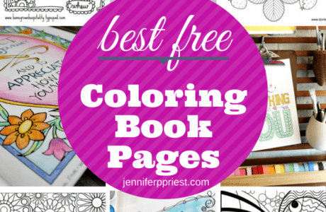 The Best Free Coloring Book Pages
