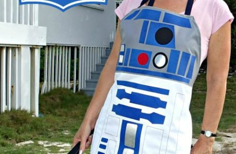 5 Star Wars Crafts for Star Wars Day!