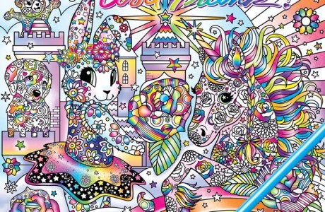A Lisa Frank Adult Coloring Book Is Coming!