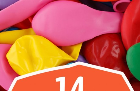 16 FUN Things to Make with Balloons