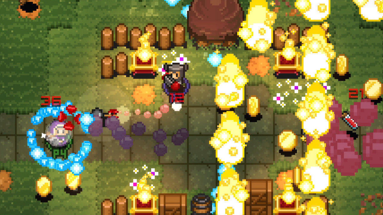 Arena Game Super Treasure Arena Switch Review The Indie Game Website