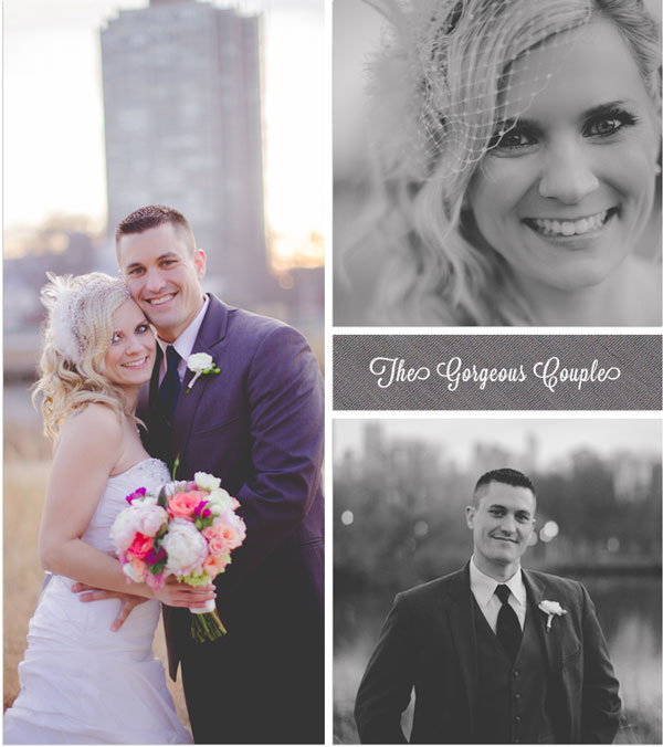 Indie Wed blog - Chicago bride & groom - Photography by Kristin LaVoie Photography
