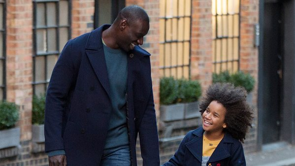 Cinema Sarreguemines Afm: First-look Pic From Omar Sy London-set French Dramedy