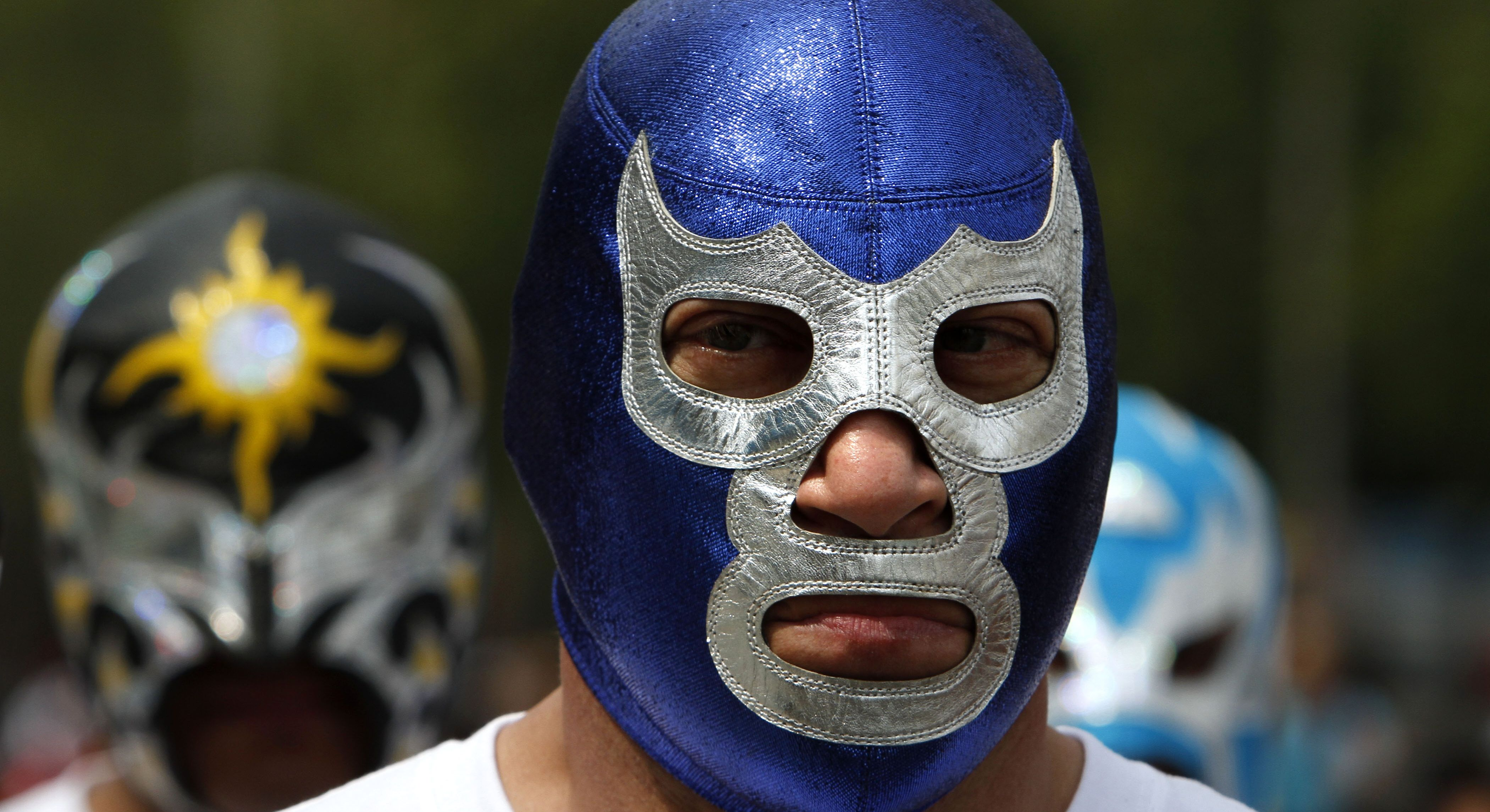Lucha Libre Lucha Mexico Review A Big Hearted Documentary About