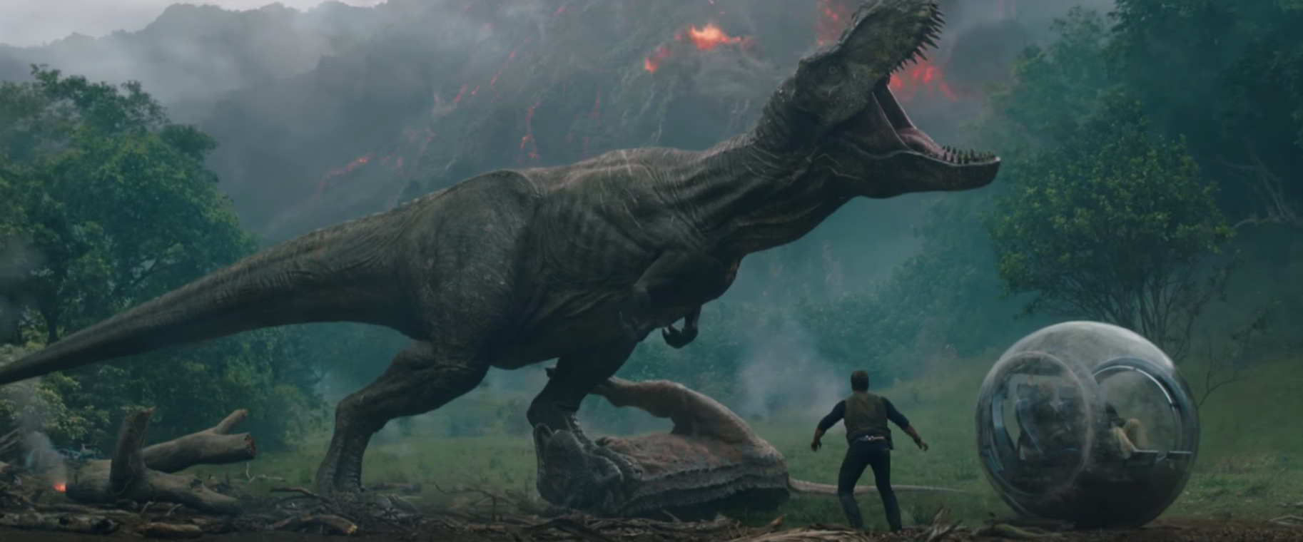 Box Office World Jurassic World Fallen Kingdom Dinosaurs Roar At Summer Box