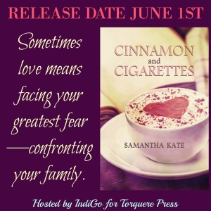 Cinnamon and Cigarettes Square