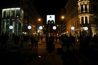 Berlin - Checkpoint Charlie - 25 ans de la chute du Mur