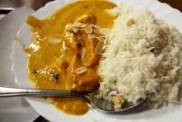 Berlin - Un repas indien sur le pouce en pleine nuit
