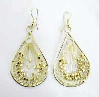 threaded earrings   indiverve retail company inc.