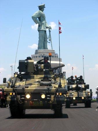 Alvis Stormer : Tank APC Modern TNI-AD (4/6)