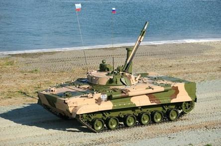 """BMP-3F :  Tank Amfibi """"Kelas Berat"""" TNI-AL (1/6)"""