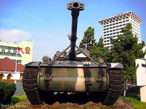 AMX-13 : Tank Tempur Utama TNI-AD (5/6)