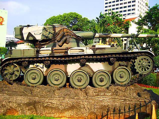 AMX-13 : Tank Tempur Utama TNI-AD (3/6)