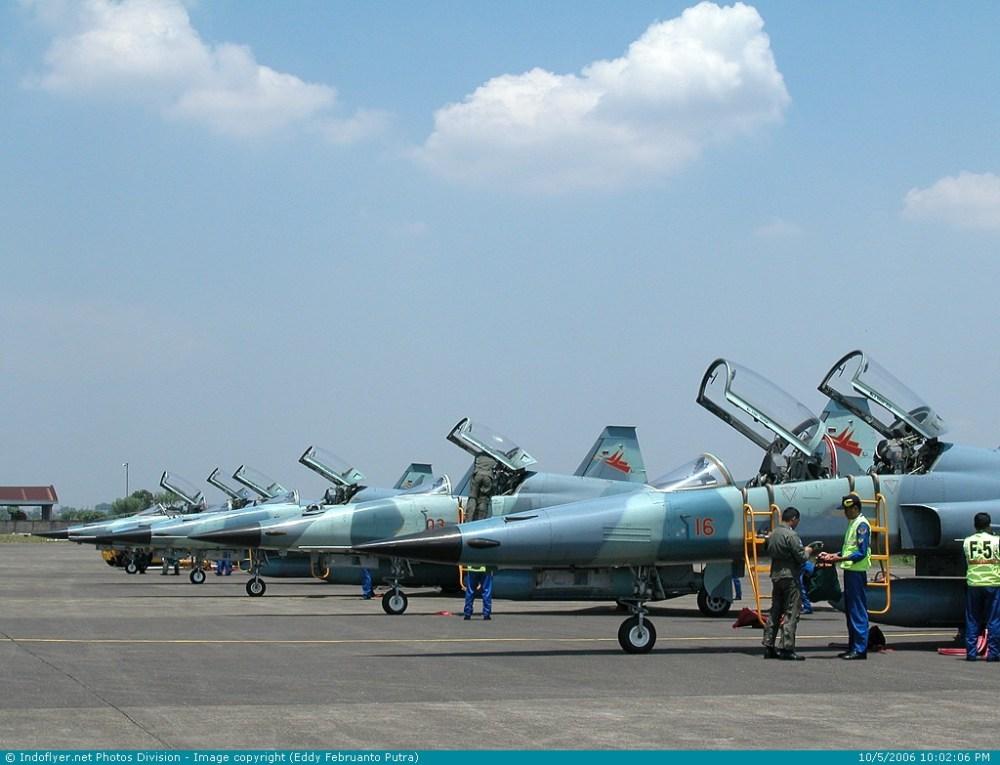 F-5E TigerII : Macan Angkasa Andalan Skadron 14 (3/6)