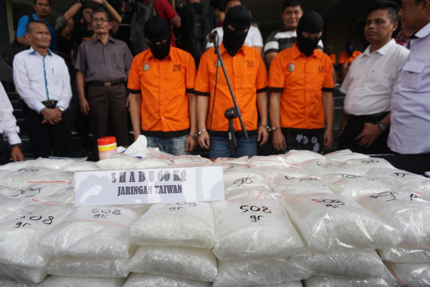 Jokowi Is Indonesia Embarking On A Philippines Style War On Drugs