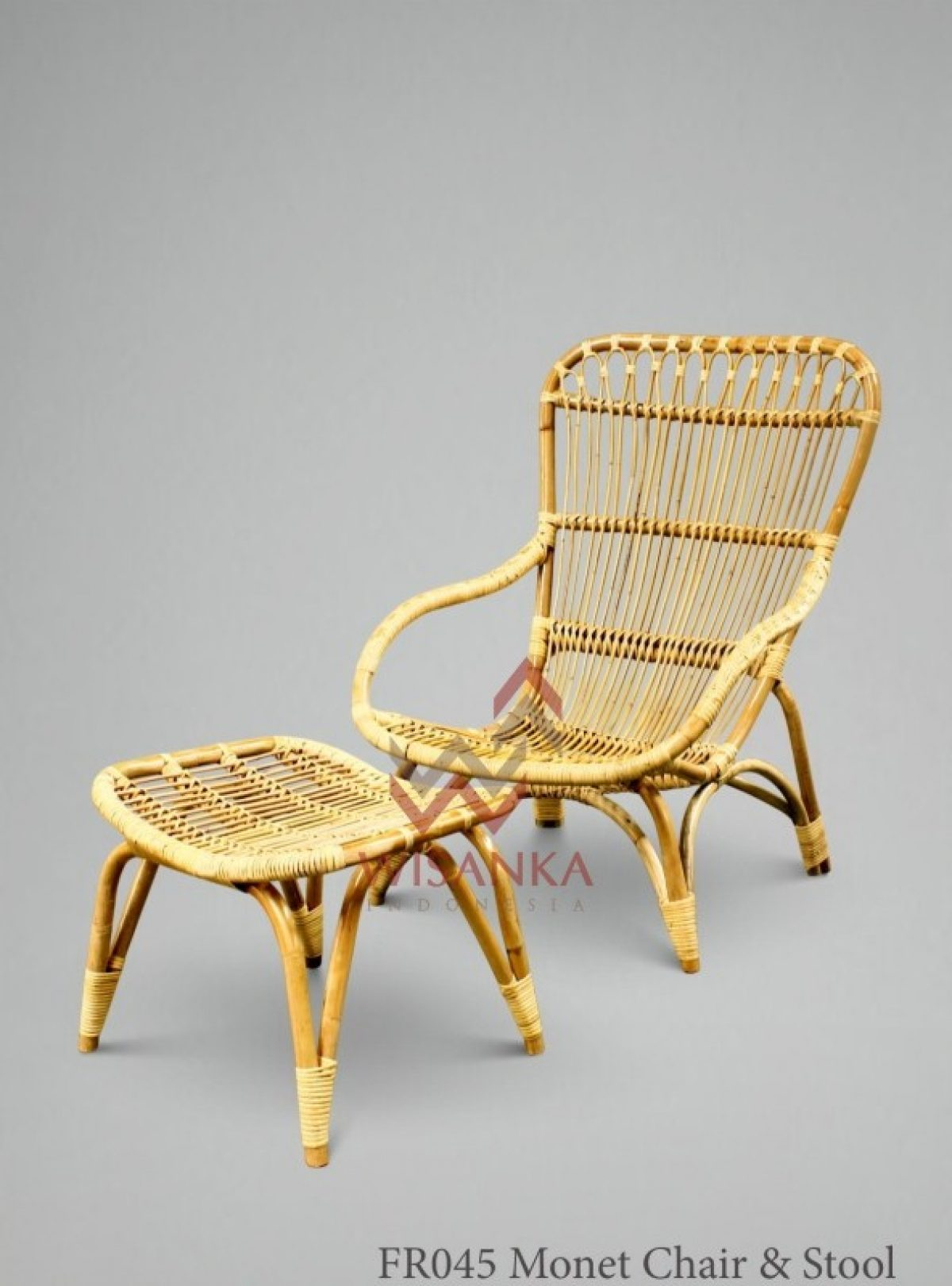 Monet Rattan Lazy Chair Indonesia Rattan Furniture Wicker Furniture Rattan Kids Furniture