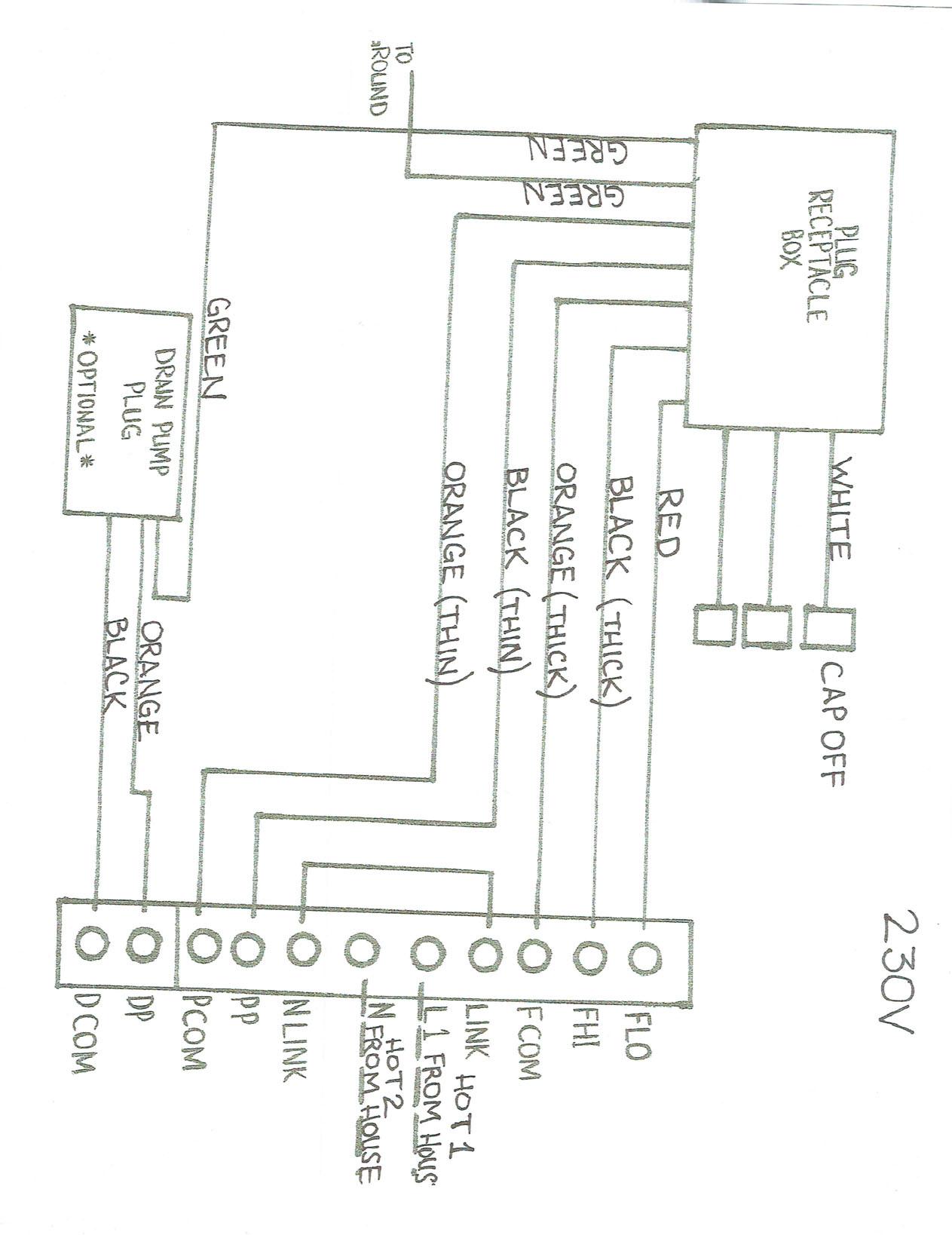 mastercool motor wiring diagram