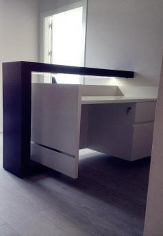 Indoormobel recepción