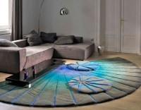 5 Reasons Why A Room Looks Best With Round Rugs