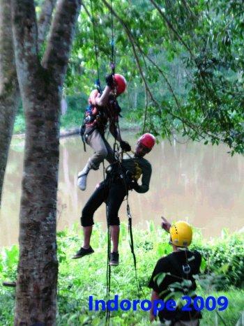 Advanced Safety Tree Climbing Training 6