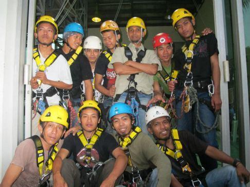 Rope Access Training Level 1 11