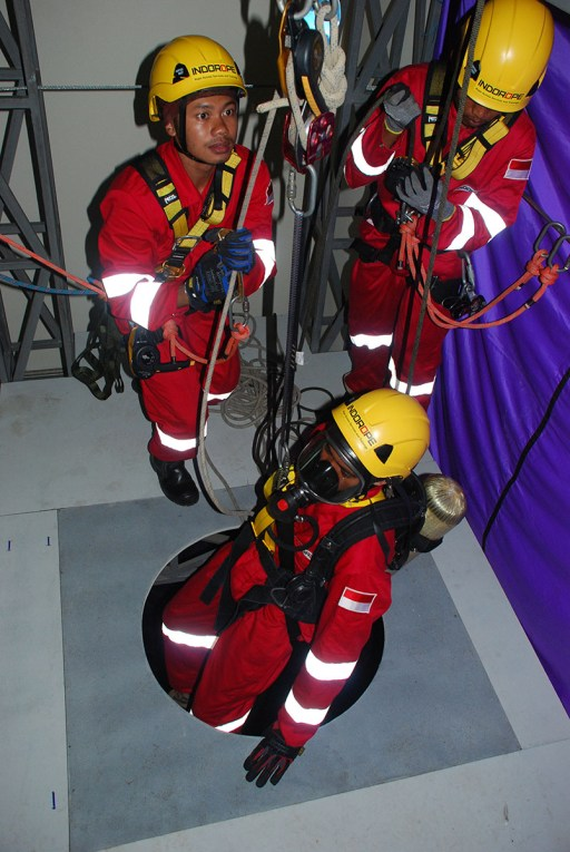 isi Confined Space Training