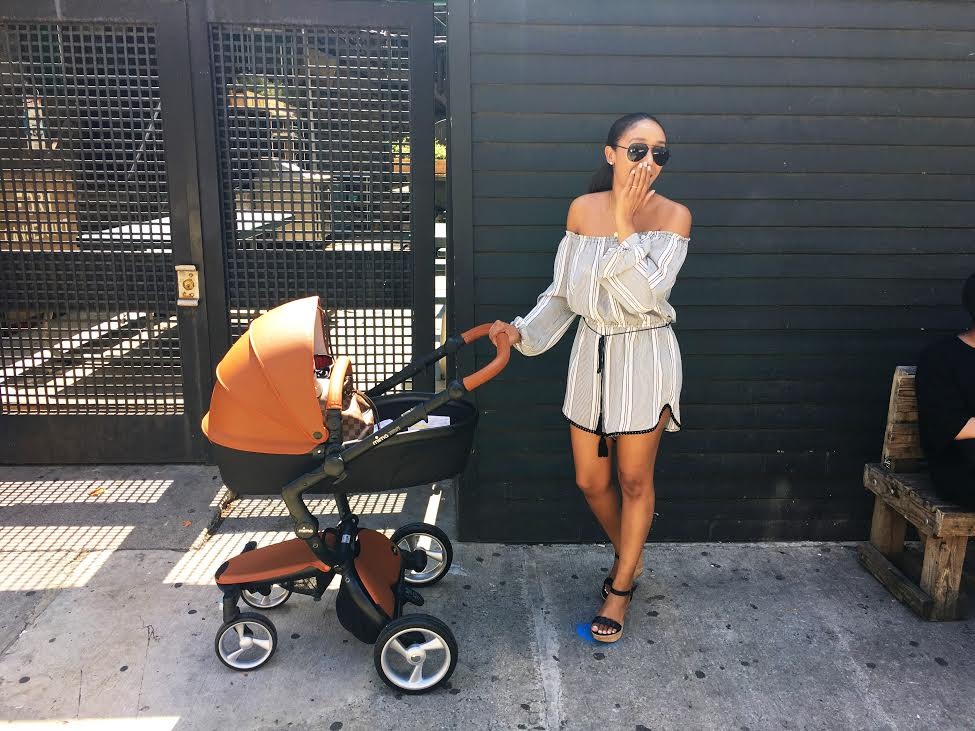 Mima Pram Used Our Choice Of Strollers In Drew 39;s Shoes