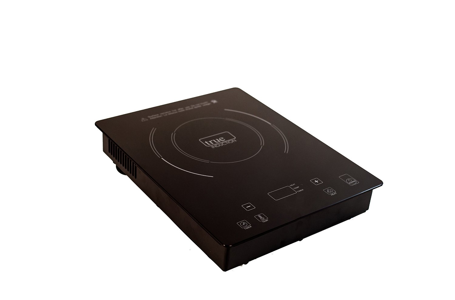Induction Cooktops Reviews True Induction Ti 1b Single Burner 1600 Watts Induction