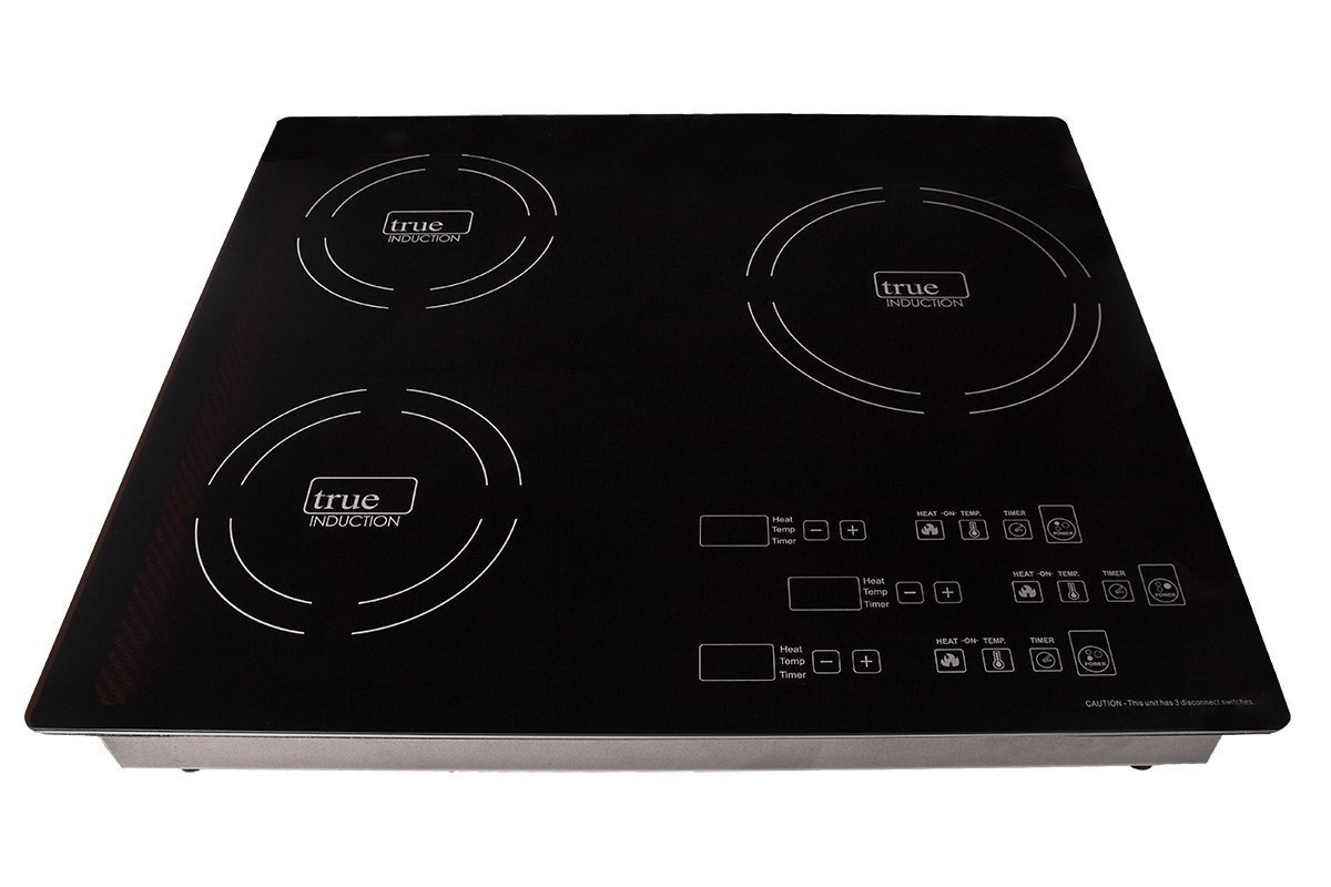 Induction Cooktop True Induction Ti 3b 3300w 3 Burner Induction Top Review