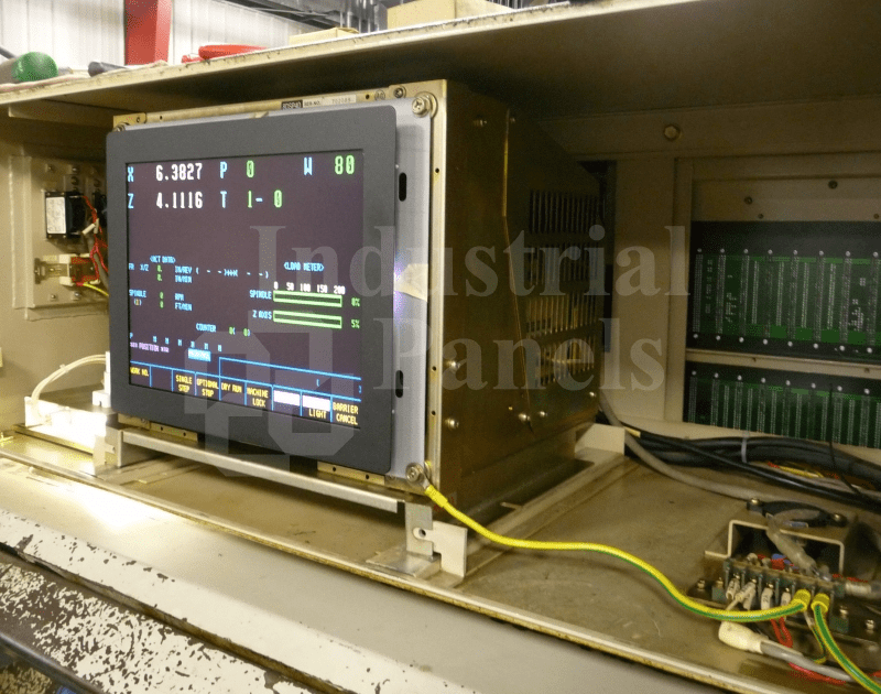 Industrial Media Console 14 Inch Mazak Replacement Monitor