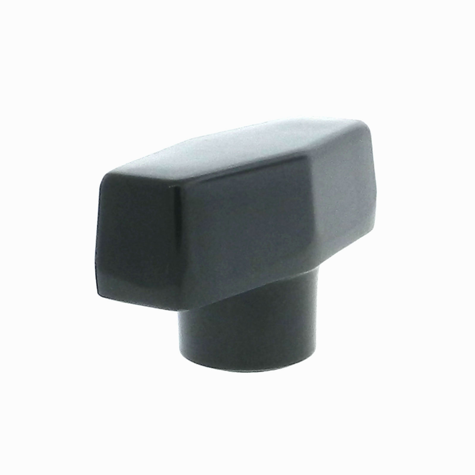 Phenolic Knob T Handle Knob Threaded Hole Clamping Hand Knob - Plastic Knobs