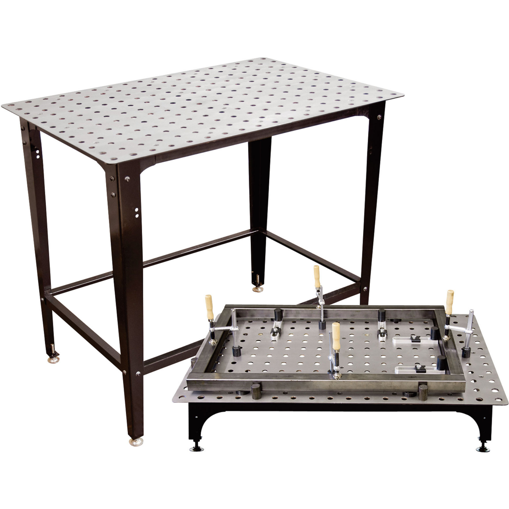 Metal Table Welding Tables Industrial Metal Supply