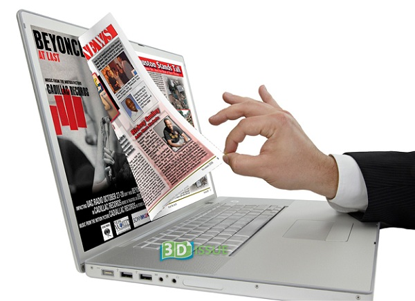 Brand Promotion With Online Business Magazine Industry - Internet Magazin