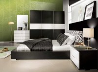Black And Green Bedroom | www.pixshark.com - Images ...