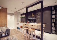 13 Modern Designs for the Ultimate Kitchen Bar