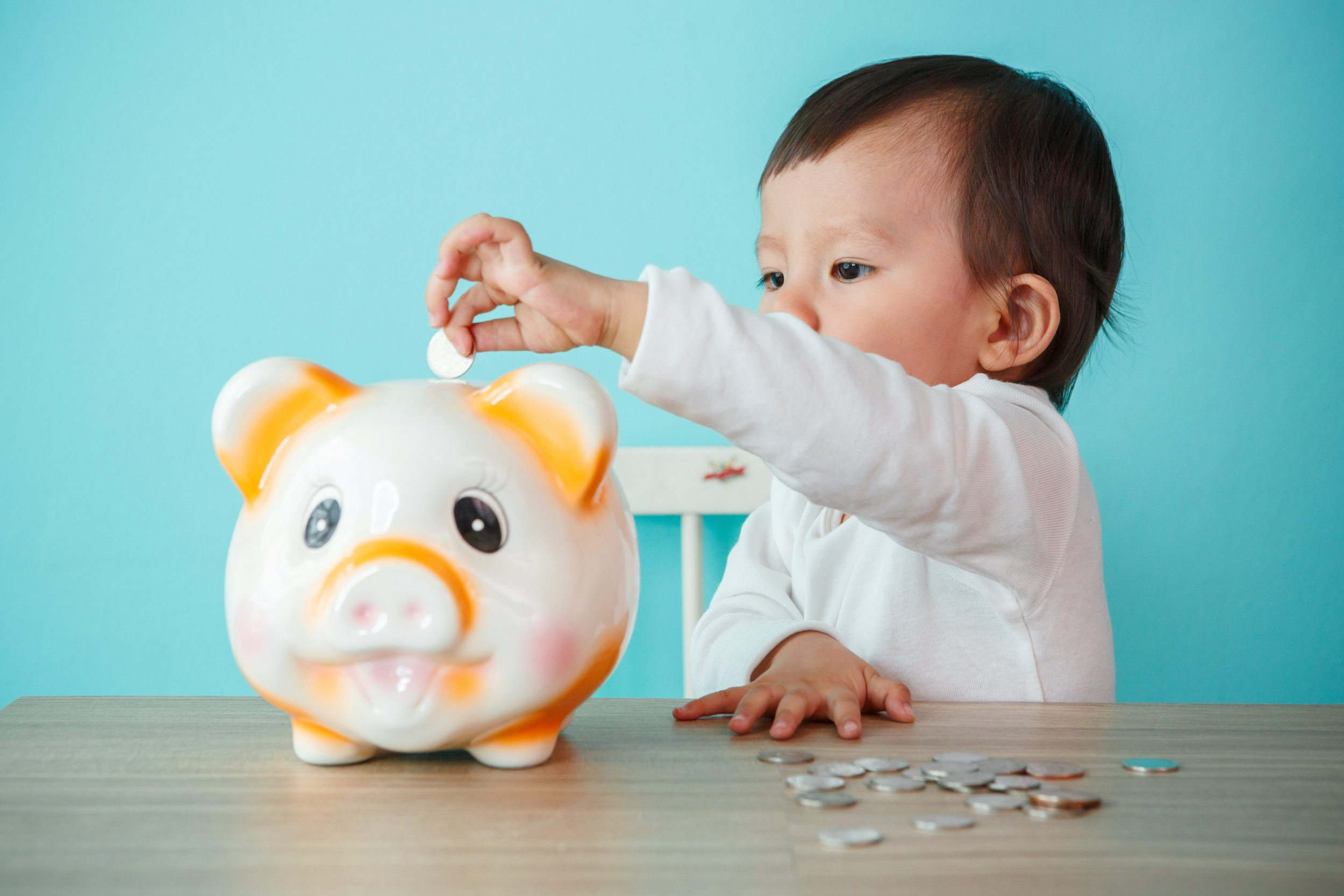Money Bank For Kids Financial Planning For Parents Of Children With Special