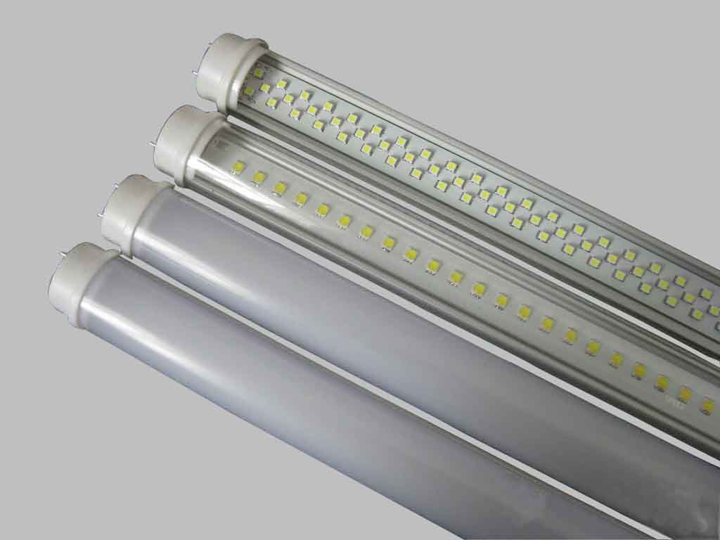 Lamparas Led Tipo Fluorescente Los Tubos Led Inelco