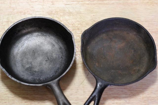 I Eat Food » Seasoning Cast Iron – Without Lard