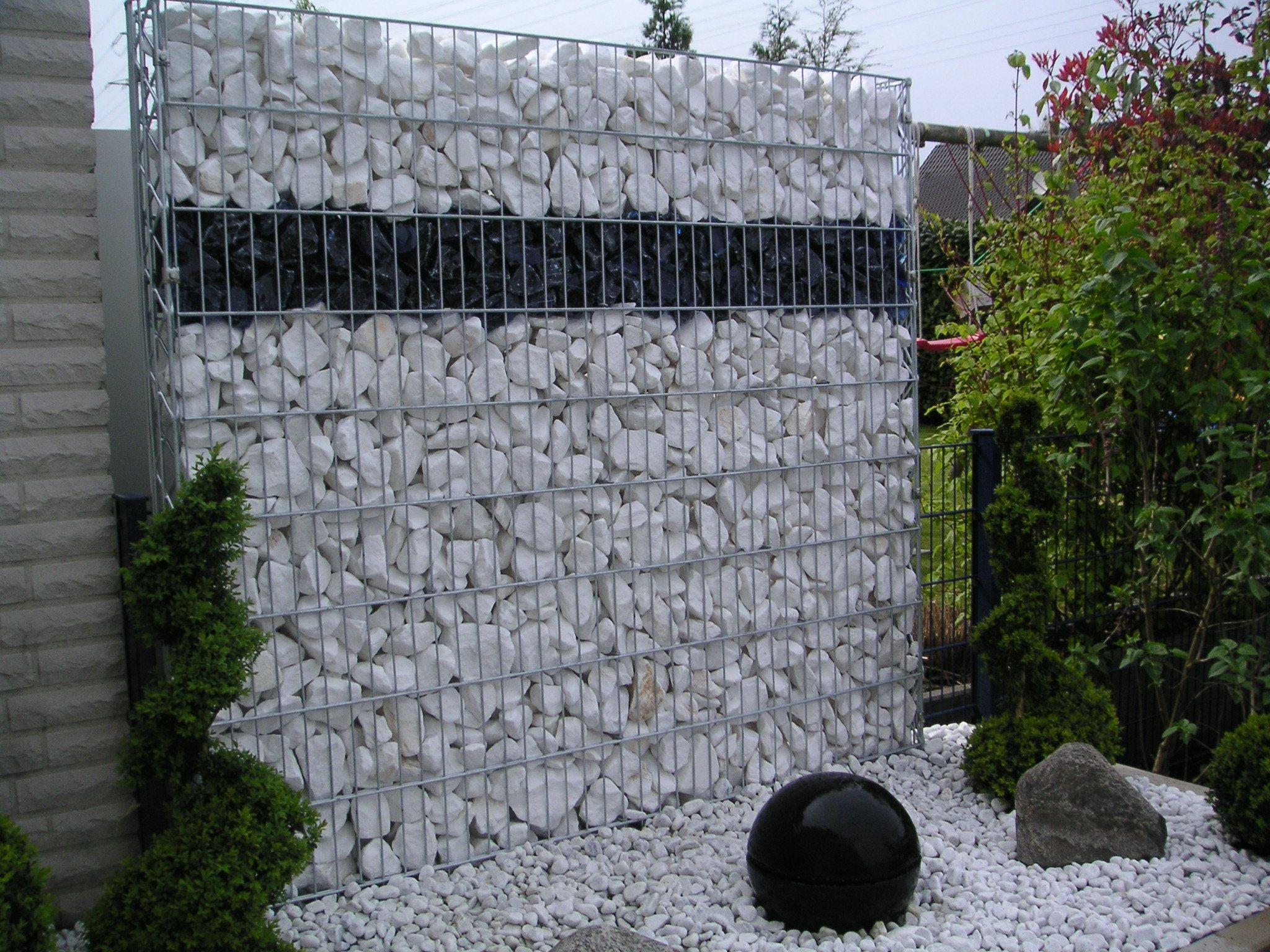 Giardini Moderni Con Sassi : Composizioni giardino con sassi pietre ornamentali da giardino