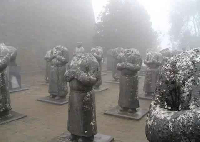 此墓陪葬500噸無價之寶,1300年卻無人敢盜!