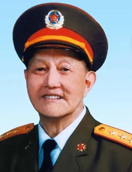 兩次被授予上將軍銜,絕無僅有的六星上將,他出自第二大將軍縣