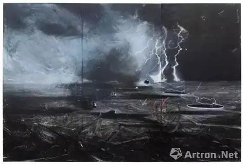2016最印象深刻100幅中國藝術家新作