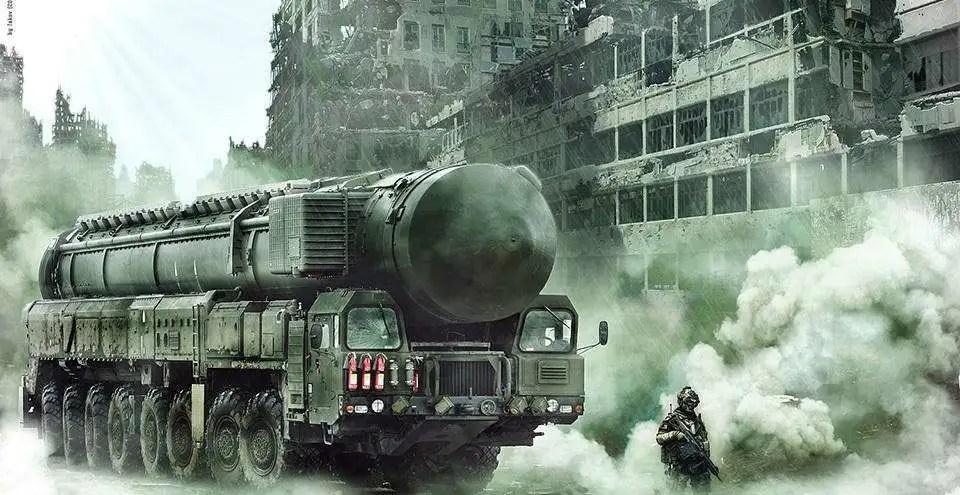 中國二炮突然拋出能讓世界毀滅三次的武器,嚇得美日專家臉色煞白
