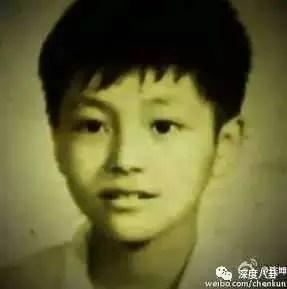 童年遭過這麼多不幸,陳坤的人生路真是大寫的曲折啊
