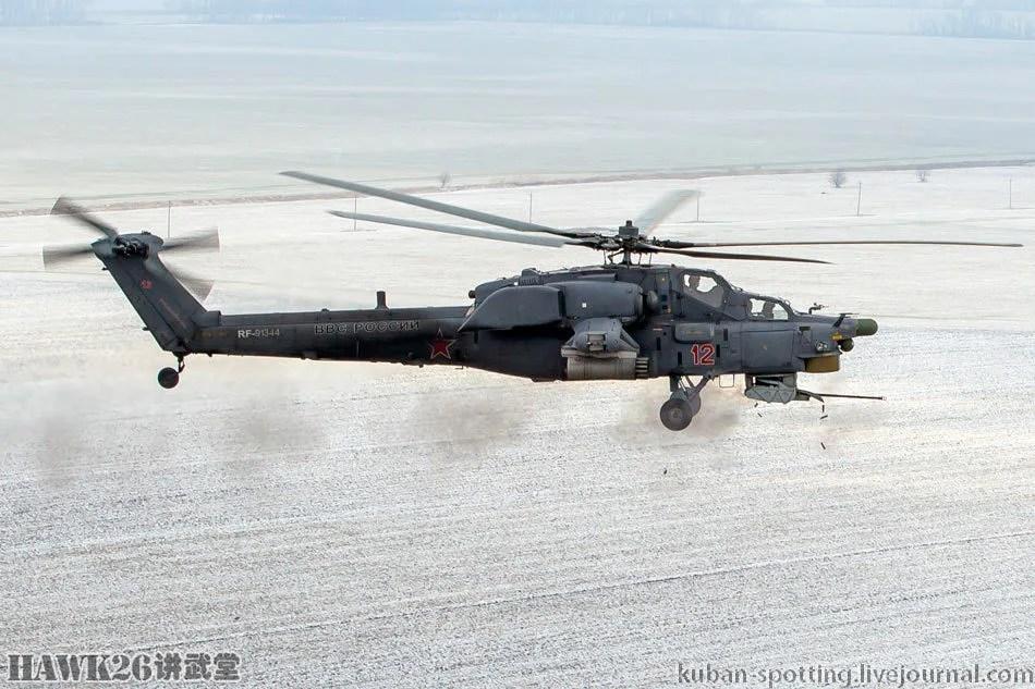 米-28N實彈射擊訓練 重型武直的恐怖攻擊力