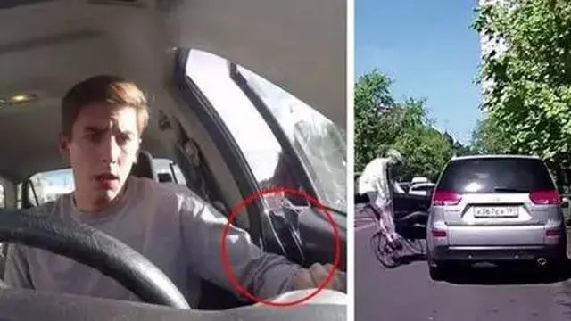 老司機常開車,想少發生事故少賠錢,這個動作必須學