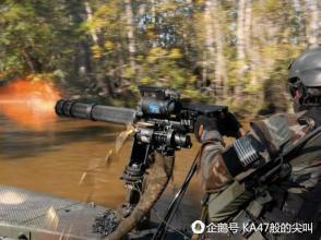 這支特種小隊告訴你,什麼叫做最強火力,其火力配置令人髮指!