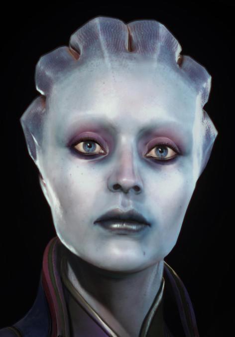 娶到這樣的外星人美女,你覺得能接受嗎?