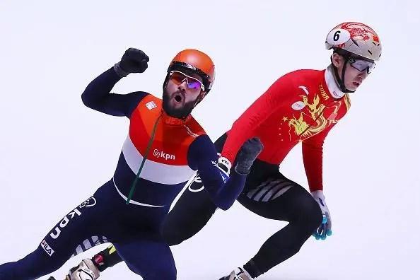 短道金牌中國13-30韓國!韓冰迷:冬奧打中國8-0