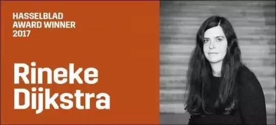 荷蘭藝術家 Rineke Dijkstra 斬獲2017哈蘇國際攝影獎